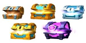 [宝箱] 各種宝箱のレアカード獲得の確率、スーパーレア宝箱とウルトラレア宝箱の出現条件